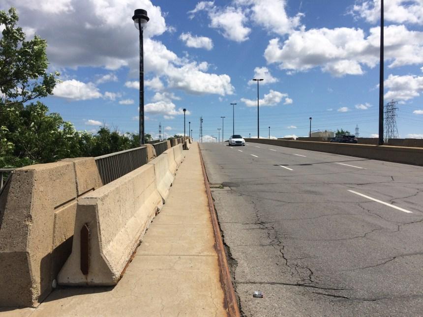 Trois mois de travaux pour le pont Armand-Bombardier