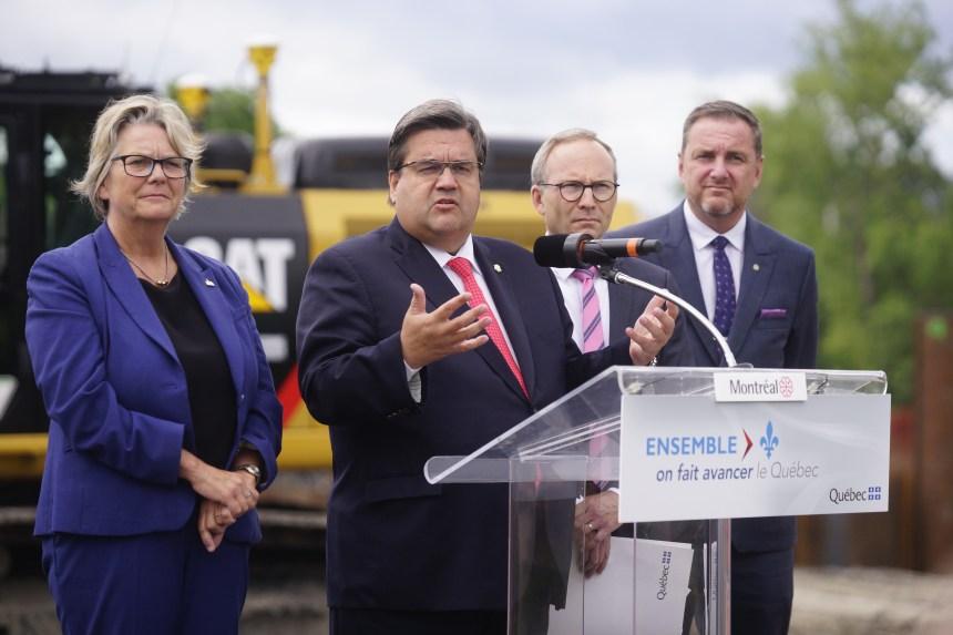Près de 60M$ pour éviter la contamination de l'eau potable à Montréal