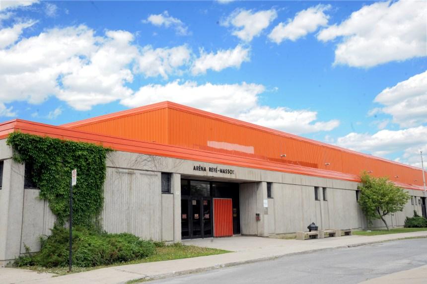 La Ville de Montréal débourse des millions pour rénover l'aréna René-Masson