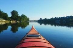 Quatre activités pour se mettre les pieds dans l'eau dans les Laurentides