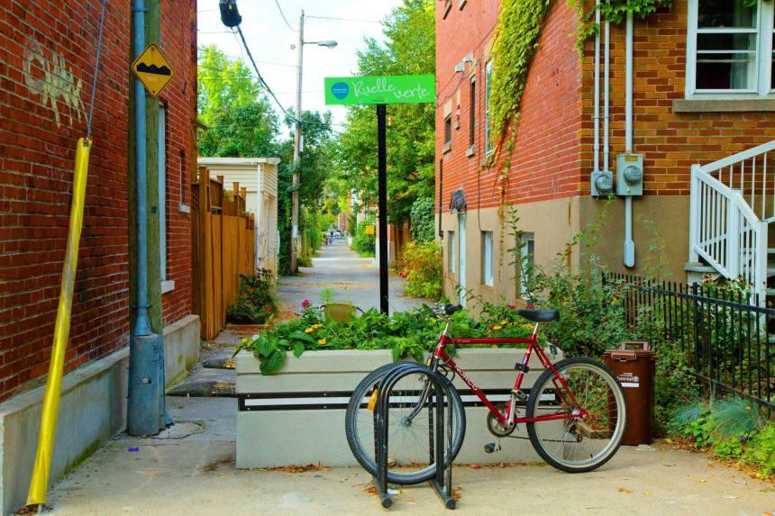 Des astuces pour améliorer la sécurité des ruelles vertes