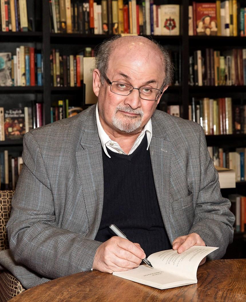 Charlottesville: Salman Rushdie n'est pas surpris par les remarques de Trump
