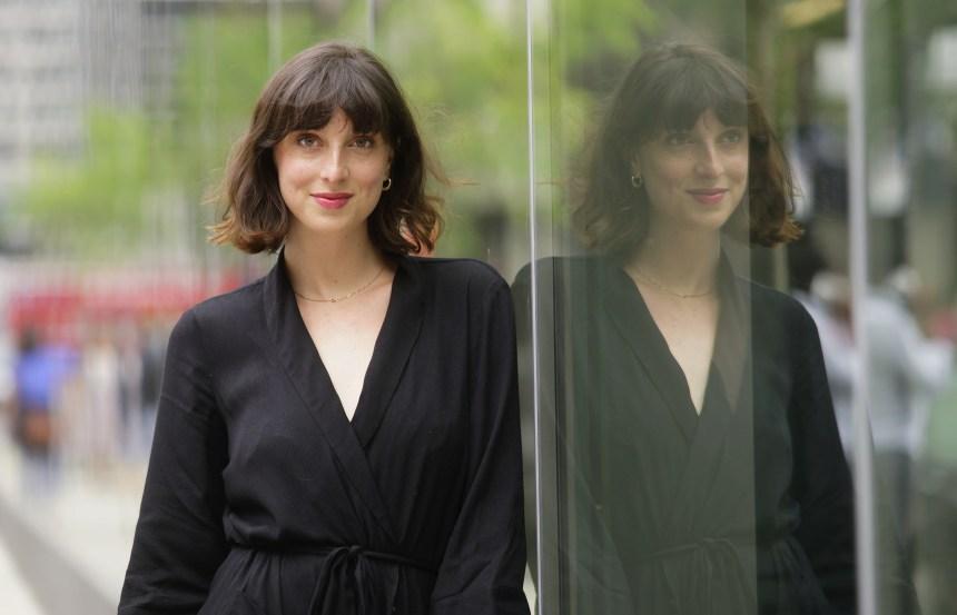 Sarah-Maude Beauchesne: «Maxime», pour que la vie soit grandiose