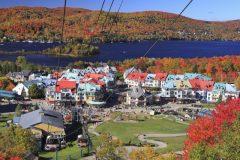 Où apprécier les couleurs d'automne près de Montréal?