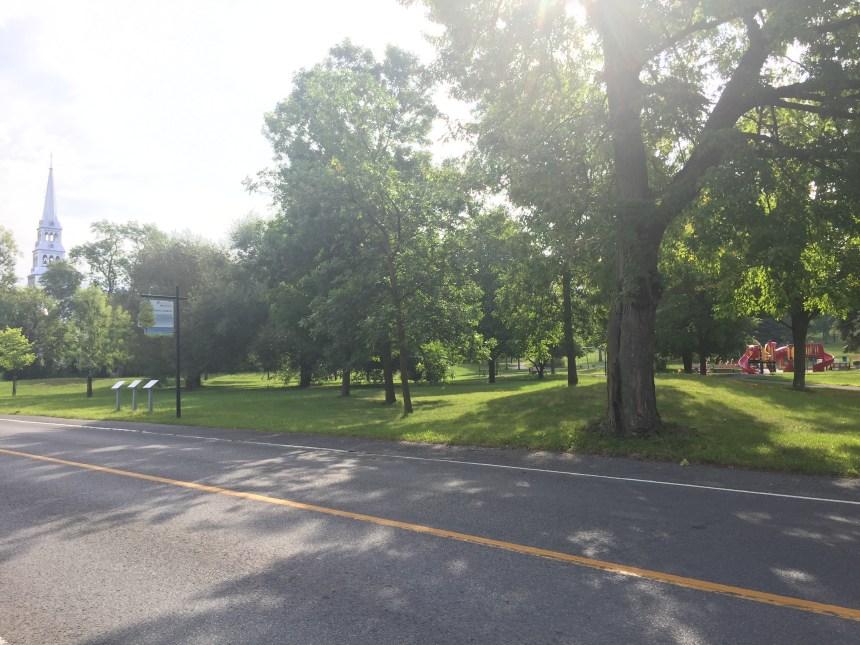 Un nouveau lieu de rencontre dans le parc Saint-Joseph