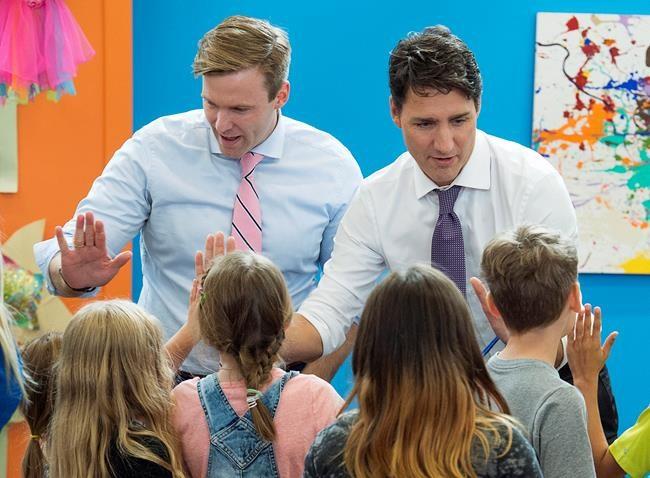 Le Nouveau-Brunswick s'entend avec Ottawa sur le financement de ses garderies