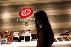 KitKat au Japon: le pari de saveurs exotiques