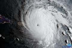 Irma: regard de scientifiques sur la météo extrême