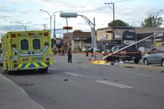 Accident mortel à Pierrefonds