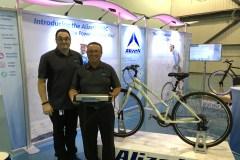 Un système pour vélo électrique développé à Saint-Léonard