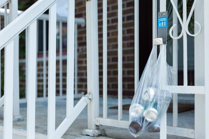 Nouvelle idée pour aider les collecteurs de canettes consignées