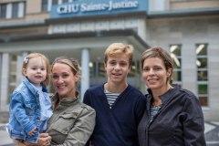 Ouverture d'une clinique anti-allergie au CHU Sainte-Justine
