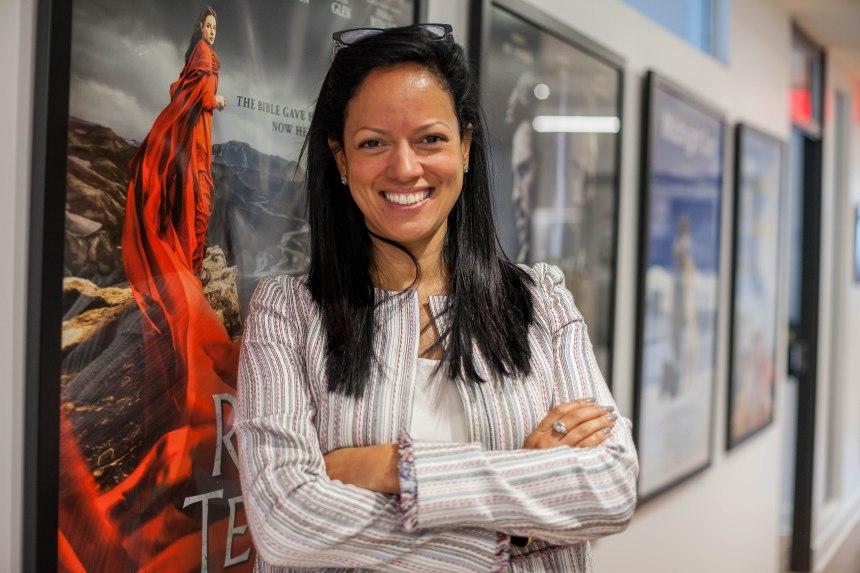 Karine Martin: avocate à productrice