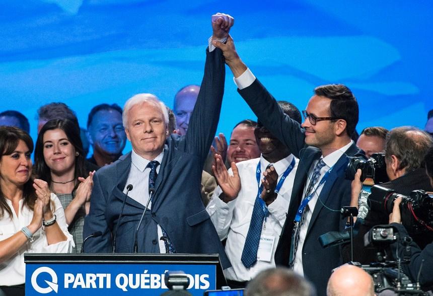Vote de confiance au PQ: Lisée obtient 92,8 pour cent