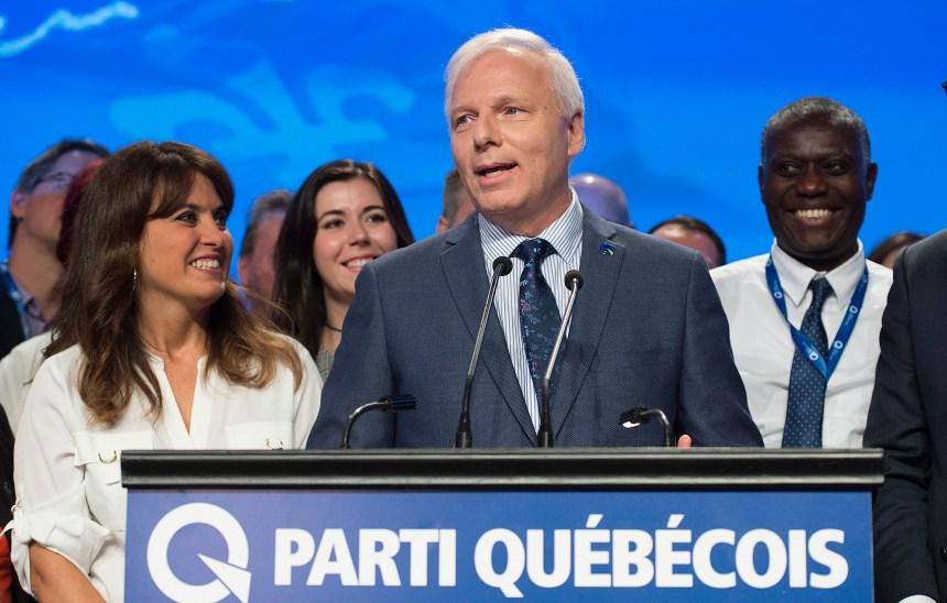 Le grand déblocage du Parti québécois