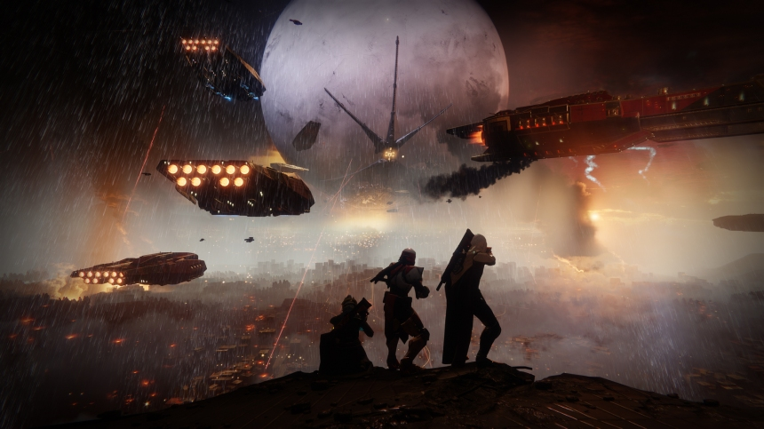 Essai : Destiny 2 en mode séduction