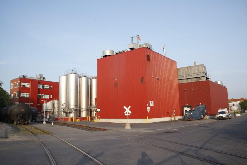 Des résidents d'Hochelaga demandent encore des efforts à l'usine Lallemand