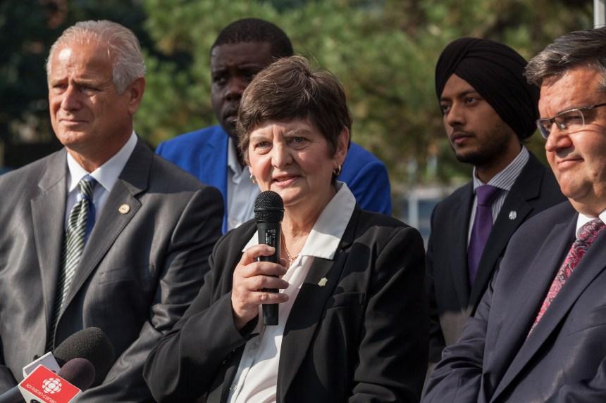Monique Vallée souhaite devenir mairesse de LaSalle