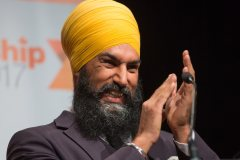 Jagmeet Singh s'apprête à se lancer dans Burnaby-Sud