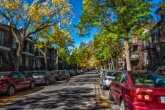 Les ventes résidentielles ont reculé en août dans le Plateau