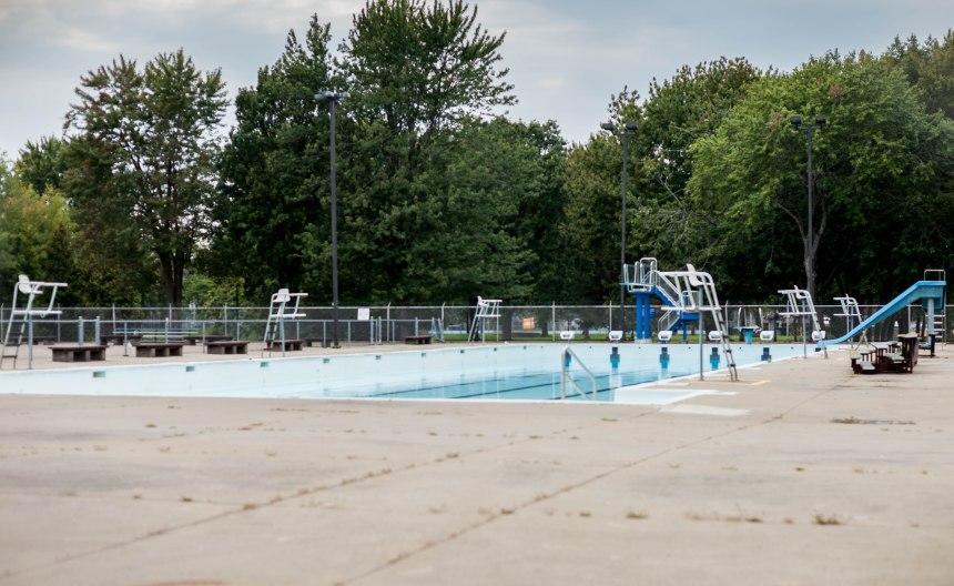 Nouvel appel d'offres pour la réfection des bassins du parc LaSalle