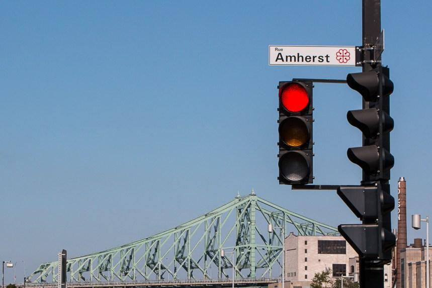Un nouveau nom à la rue Amherst lors de la journée des Autochtones