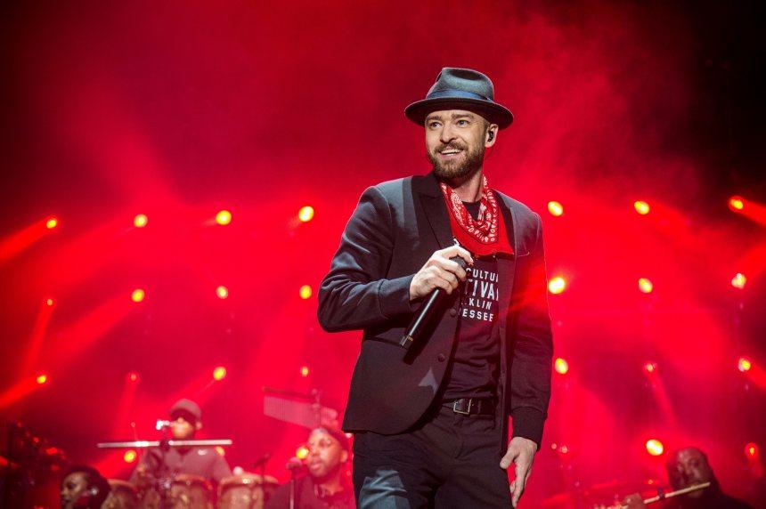 Timberlake sera la tête d'affiche du Super Bowl