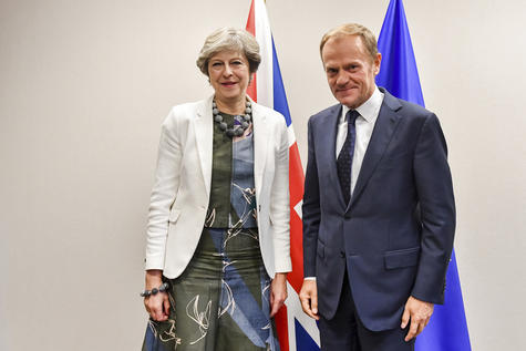 Brexit: l'Union européenne prépare la deuxième phase des négociations