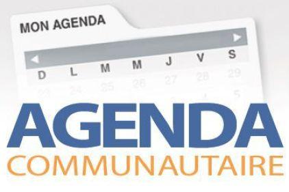 Agenda communautaire de Saint-Laurent du 3 octobre 2018