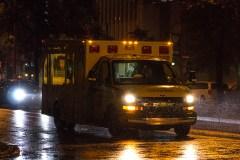 Montréal: une femme est dans un état critique après un incendie