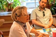 Professeur Norman Cornett: démocratiser l'art contemporain