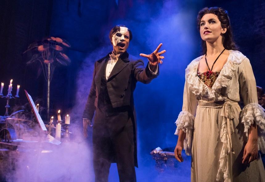 Cette semaine, Métro craque pour The Phantom of the Opera, En cuisine avec Kafka, Post Humains…