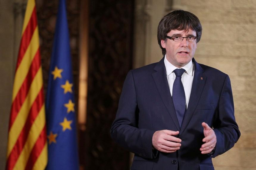 Le Parlement catalan doit tenir un débat jeudi