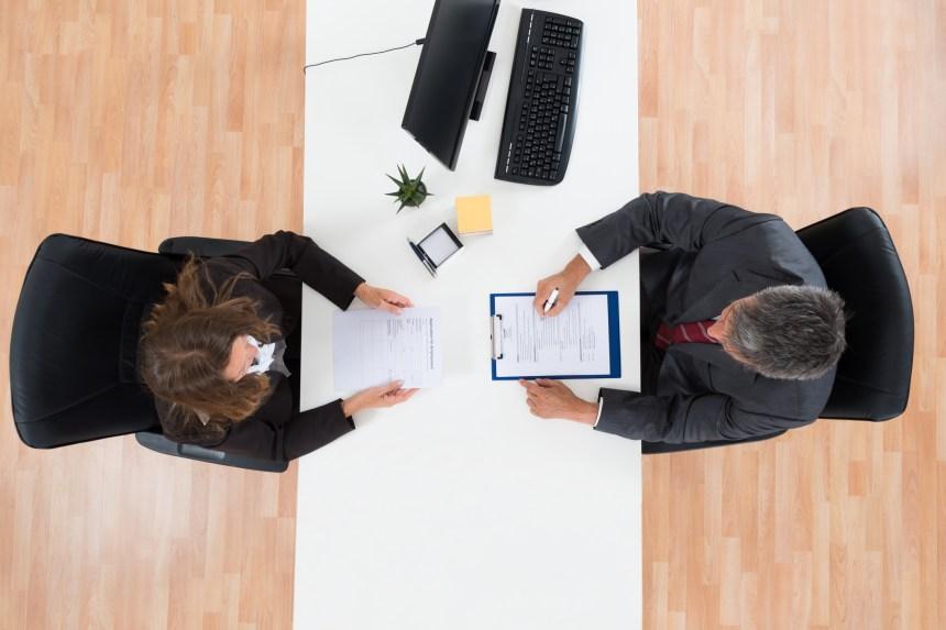 Êtes-vous prêt pour votre entrevue d'embauche?