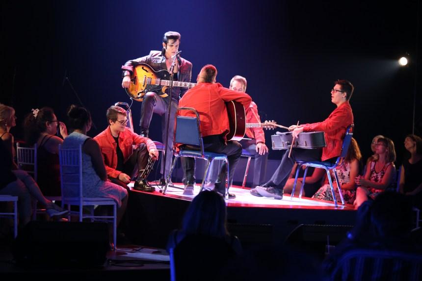 Le retour d'Elvis