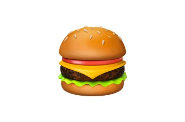 Controverse Autour Des Emojis Hamburger D Apple Et De Google
