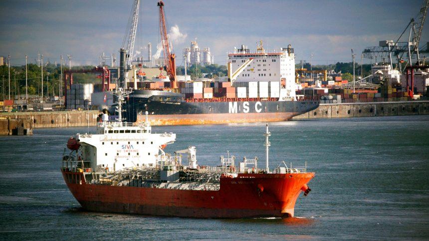 Le Port, un service essentiel? La CCMM suggère de limiter le droit de grève