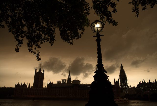 Le ciel est jaune à Londres: top 10 des photos Instagram les plus impressionnantes