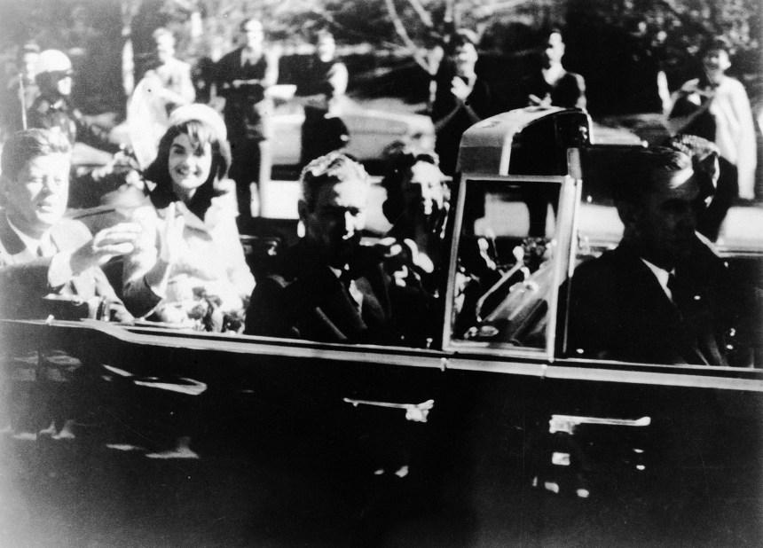 JFK: révélera-t-on l'incompétence de la CIA?