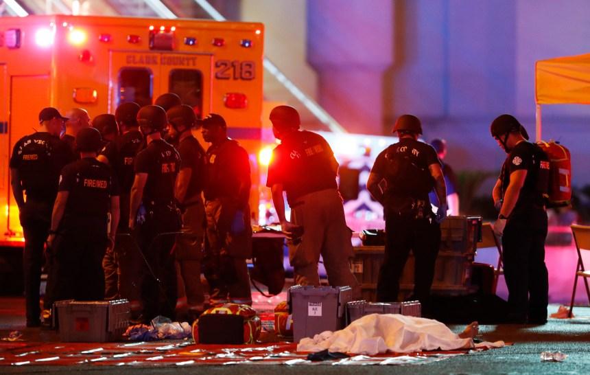 Voici les fausses nouvelles qui circulent sur la fusillade à Las Vegas