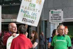 Desjardins ne doit plus financer les pipelines, exigent des groupes autochtones et environnementalistes