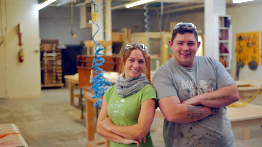 Une usine qui transforme la vie des gens
