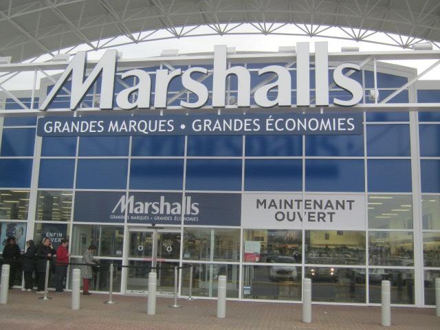 Marshalls ouvre un magasin à Pointe-Claire