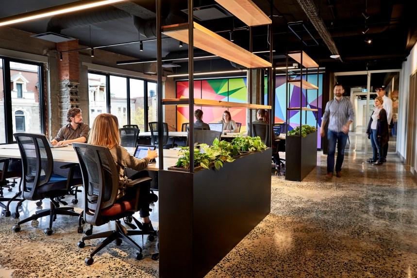 Un espace de coworking pour les entrepreneurs immigrants