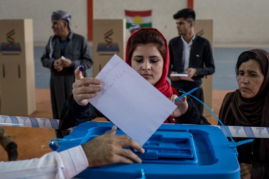 Indépendance kurde: Oui, mais non
