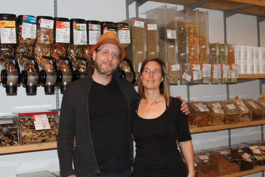L'épicerie en vrac Frenco lance son service traiteur vegan