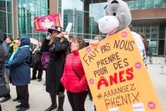 Les syndicats divisés sur le remplacement du système de paie Phénix
