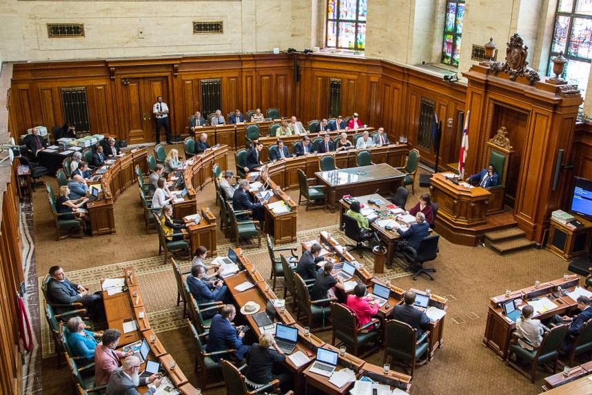 Vers une première femme à la tête du conseil municipal?