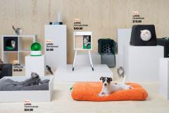 IKEA lance une gamme de produits pour animaux