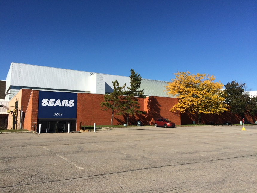 Sears shutters their stores